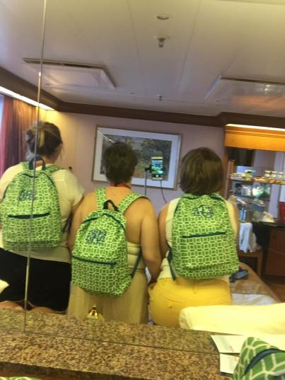 Kathy - Backpacks