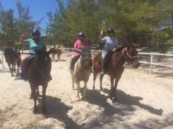 Kathy - Horseback